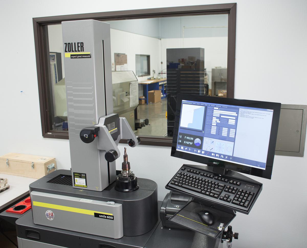 Zoller Smile 600 Presetting Machine